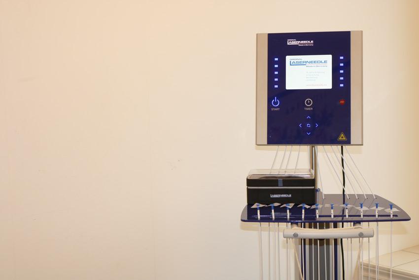 Laserneedle-rangkuti-acupunctuur